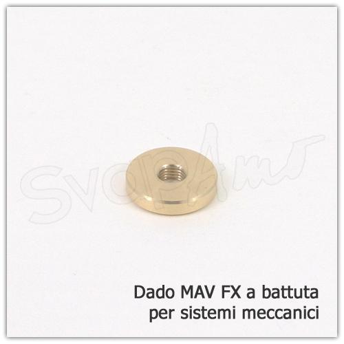 Dado Pin Positivo a Battuta per connettori MavFx e Mav4