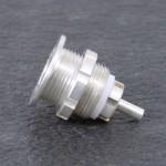 Connettore MAV FX - V2 - 16mm - Silver Plated- Bottom Feeder