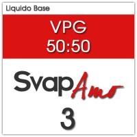 Liquido Base VPG 50:50 3mg 250ml - SvapAmo
