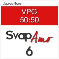 Liquido Base VPG 50:50 6mg 250ml - SvapAmo