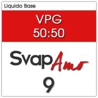 Liquido Base VPG 50:50 9mg 250ml - SvapAmo