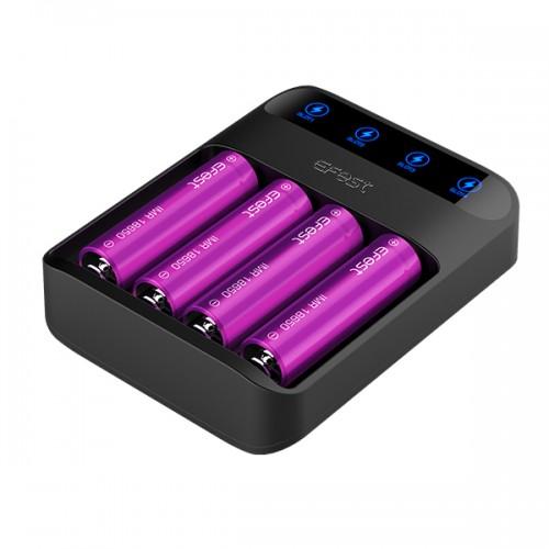 Caricabatterie EFEST LUSH Q4