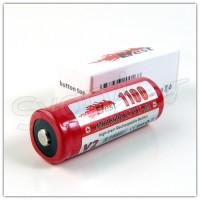 Batteria Efest IMR 18500 V2 1100mAh