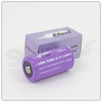 Batteria Efest Viola IMR 18350 700mAh - Pin Sporgente