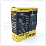 Caricabatterie NITECORE i2 V2