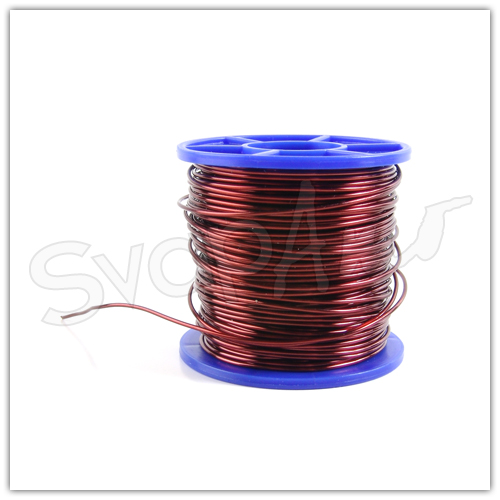 Filo Rame Smaltato Ø0,9mm 19AWG