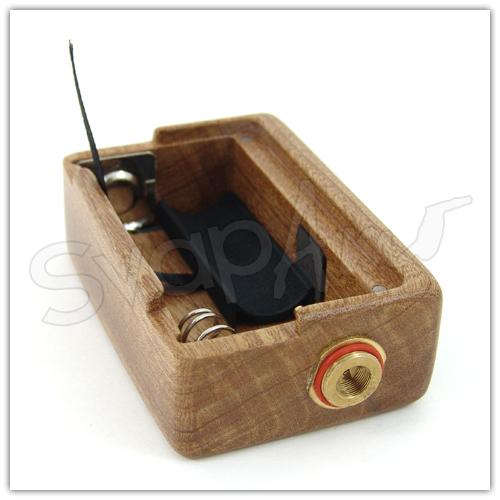 Box mod dm tc60 bottom feeder 02 for Box parto cani fai da te
