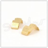 Contatti Batteria Placcati Oro L02G