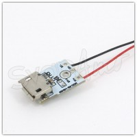 Modulo Ricarica Micro USB Li-Ion 1000mAh