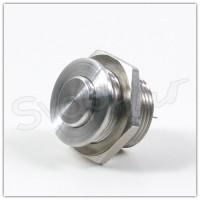 Pulsante Tattile TISS Sporgente 12mm in Acciaio - Switch Sostituibile