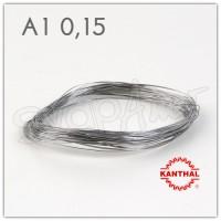Filo Resistivo Kanthal A1 0.15 mm - 5 metri -